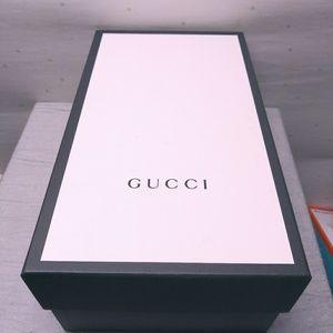 Gucci Stiletto Shoe Box